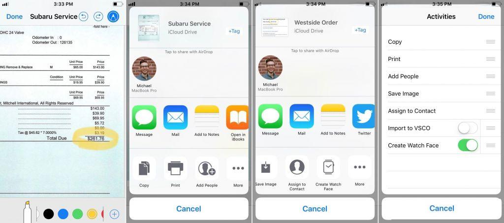 iOS 11中新增文件��用如何使用