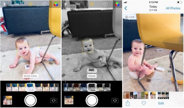 Live Photos的这些新特性,你会用吗?