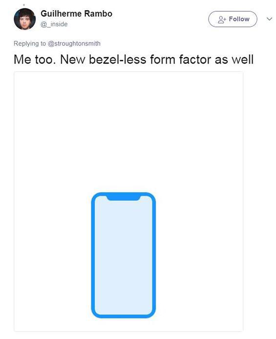 苹果HomePod固件泄天机:坐实iPhone8全面屏设计及人脸解锁