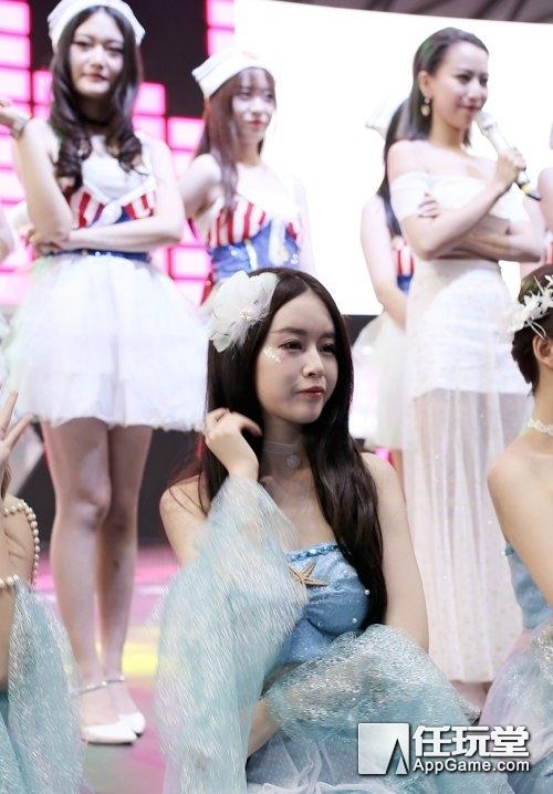 2017ChinaJoy美女Showgirl汇总:践踏我吧!小姐姐们!