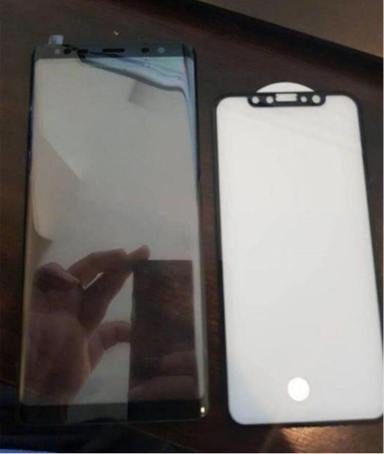宿命之战 iPhone 8和三星Note 8有哪些可比性