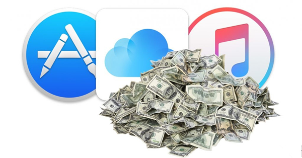 不只靠硬件赚钱 苹果服务业务已迎头赶上