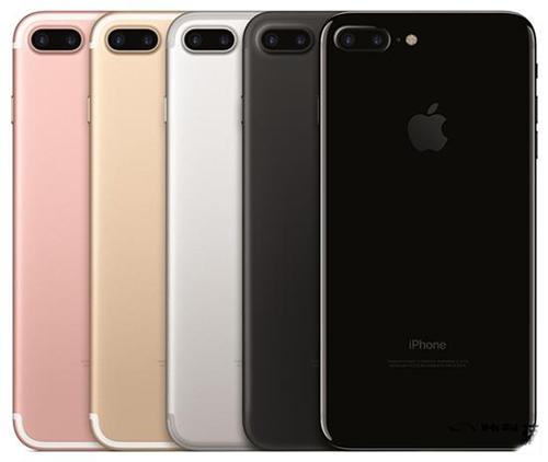 国人居然毫无兴趣!美国人用最多的手机是iPhone 7