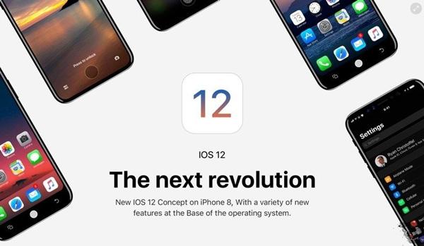 """iPhone 8""搭配这个iOS概念 效果不错"