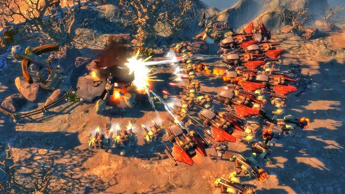 国产佳作 RTS游戏《战争艺术:赤潮》即将推出移动版