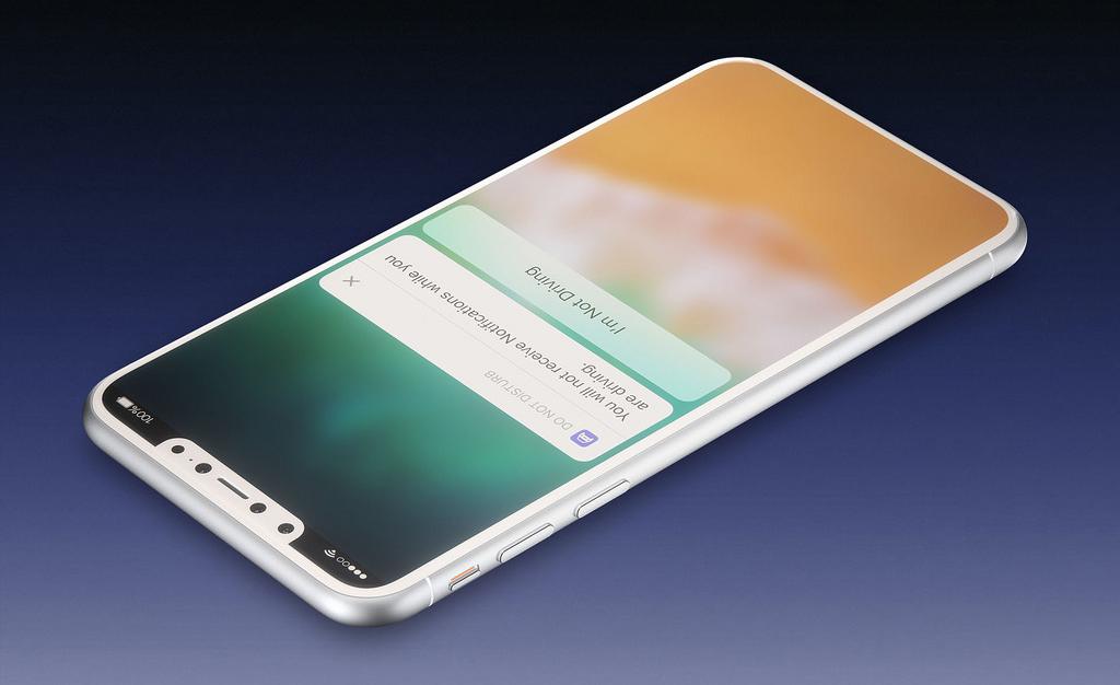 各种颜色的 iPhone 8 概念渲染,有你想要的吗