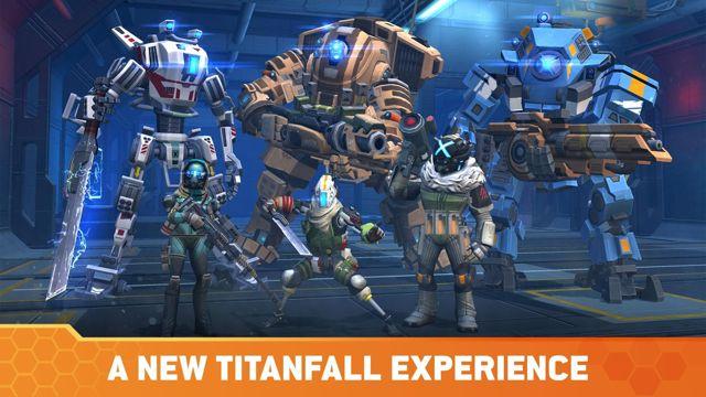 即将开战!《泰坦陨落》改编手机游戏《泰坦陨落:突袭》本周上架