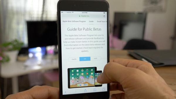 iOS 11 Beta 4公测版发布 要下载安装吗?