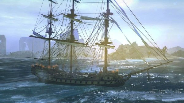 画面出色 《暴风雨:宝藏之地》宣布将推出移动版本:自带中文