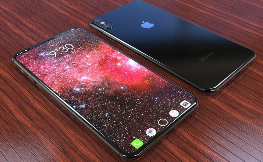 最新概念iPhone 8:它是所有传闻的汇总