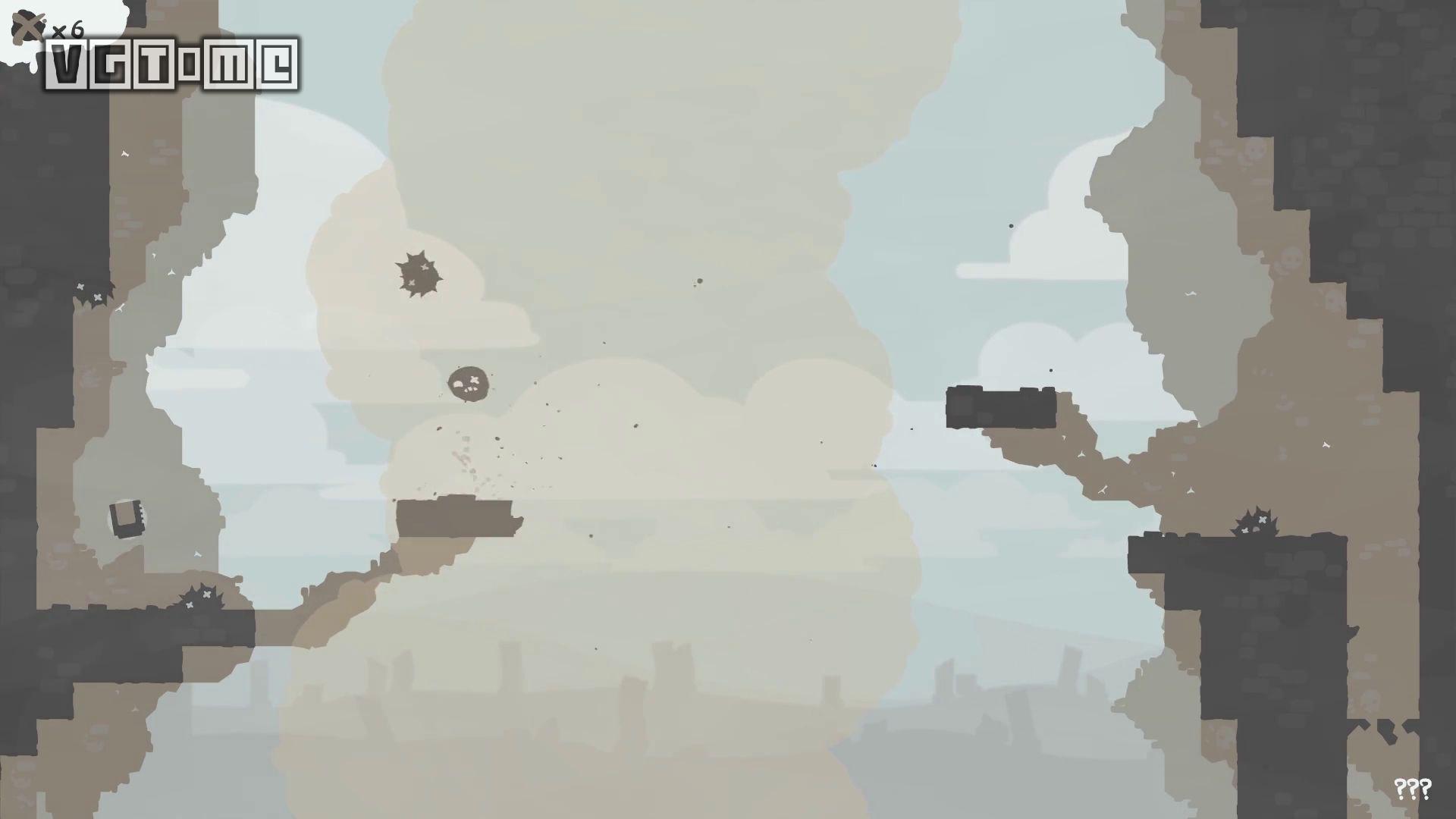 《末日将至》评测:高难度平台游戏的困局