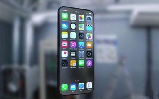 iPhone 8又现新功能: 支持生物识别技术