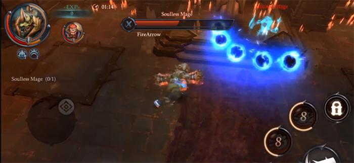 新游预告 ARPG新作《瑞兹:地下竞技场》测试上架