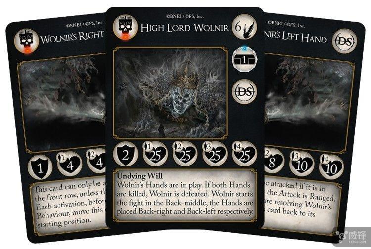 《黑魂》卡牌游戏公布:桌面上的受苦之旅