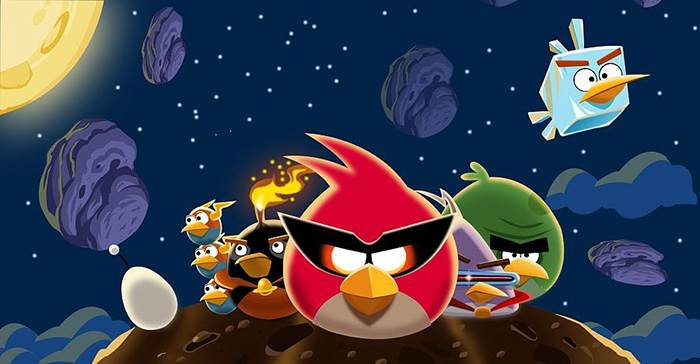 怒鸟上天 《愤怒的小鸟》开发商Rovio计划将于九月上市