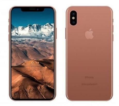 """不管叫什么""""金""""  iPhone 8这种颜色我都来一个"""