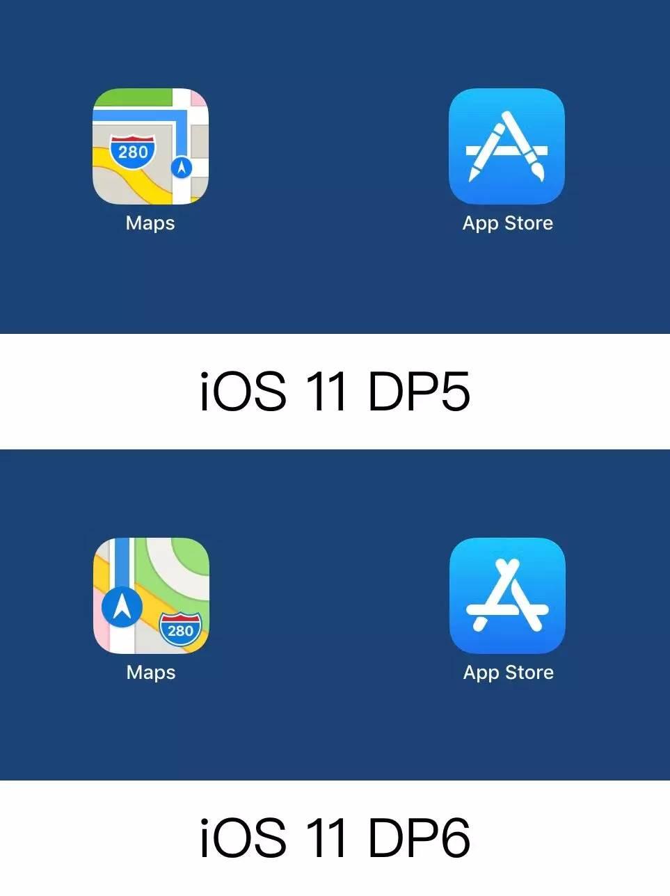 图文详解iOS 11  Beta 6值得关注的 7 个变化