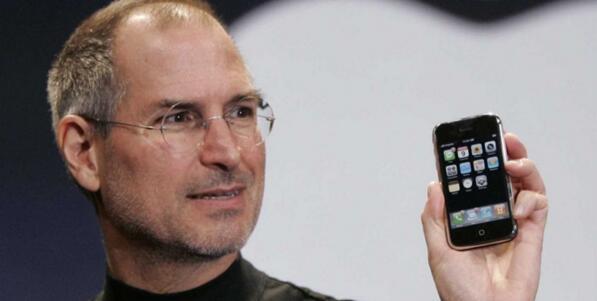 苹果和乔布斯与多点触控界面的那点历史