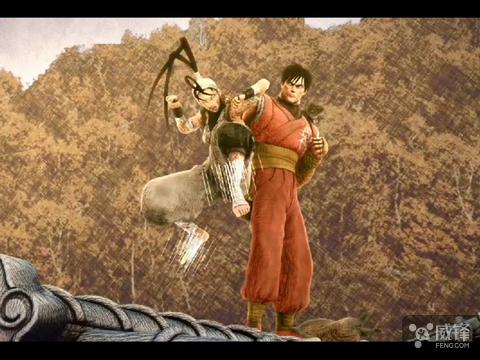 《街头霸王4:冠军版》试玩:一个DLC当新作拿出来卖