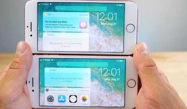 iOS 11 Beta 7改进汇总:含20多个新特性