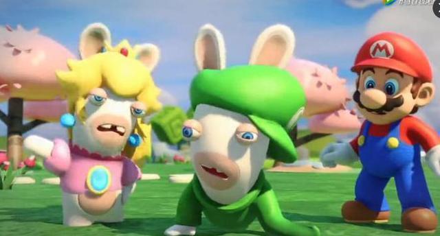 包含中文 育碧公布《马里奥+疯狂兔子:王国大战》季票内容