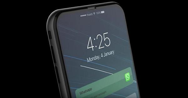 一张图片总结iPhone 8的15个新特点