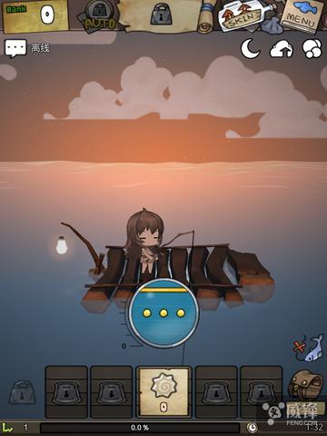 《漂流少女》评测:萌妹子的海上漂泊之旅