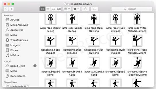 苹果iOS11 Beta再泄密:Apple Watch新增大量锻炼模式