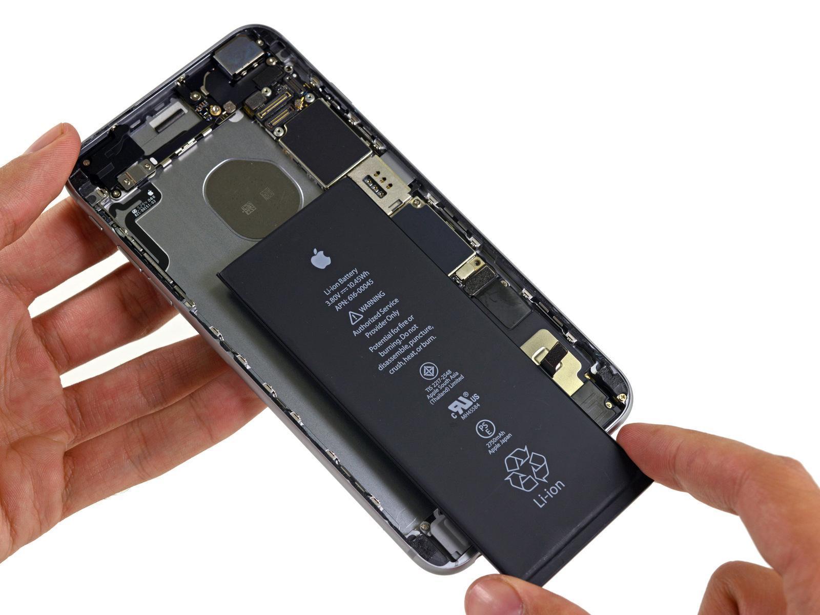 苹果手机的电池容量为什么这么小