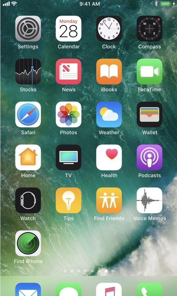 大家来找茬:iOS 10和 11图标有哪些不同