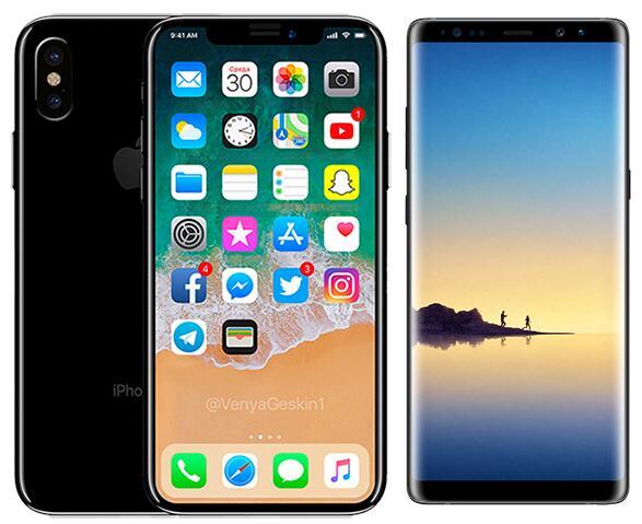 iPhone 8还没发布 苹果就开始研发iPhone 9了