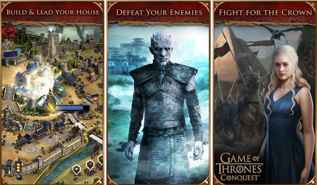 争夺铁王座 华纳新作《权力的游戏:征服》澳区上架