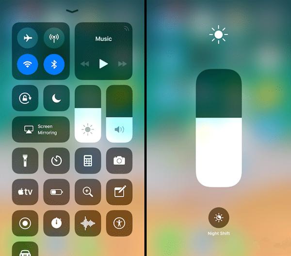 iOS 11默认开启自动亮度调节 该怎么关闭?