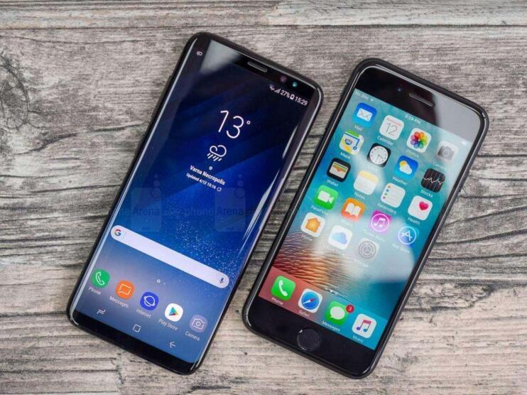 iPhone 8将会比Galaxy S8好的五个原因