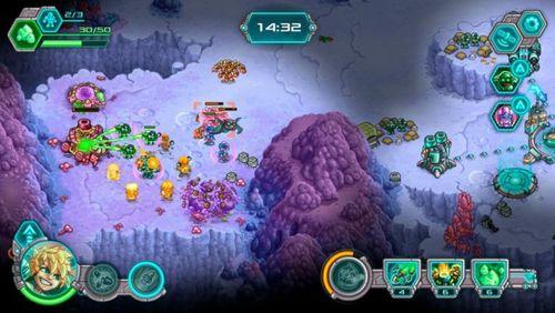 科幻+RTS 《王国保卫战》开发商新作《钢铁战队》将于9月14日登陆iOS