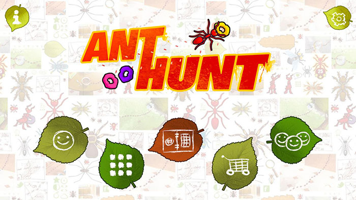 一巴掌拍死一片 独立游戏《蚂蚁猎手》下月上架
