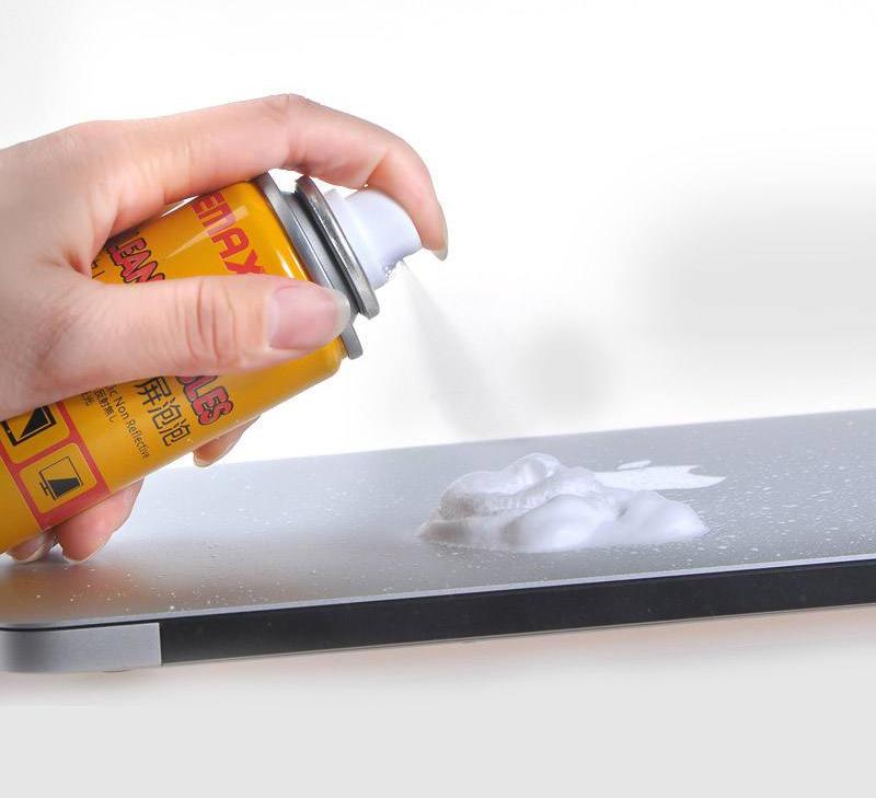 如何正确清洁手机屏幕?