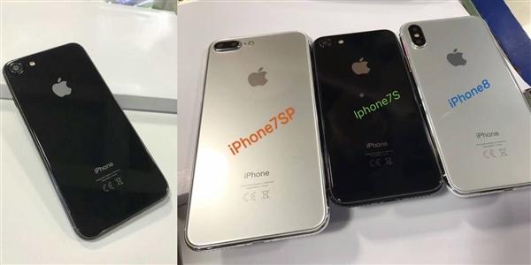 9月仅卖7s!iPhone 8曝延期到10月发售:128GB起