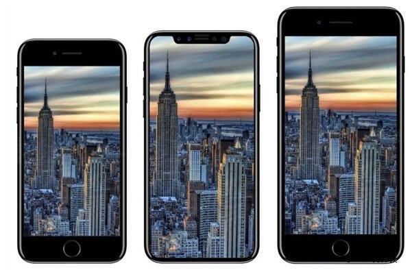 iPhone 8取消Touch ID实属无奈 因遇到技术难题