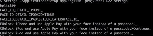 开启刷脸时代 Face ID或可用于Apple Pay