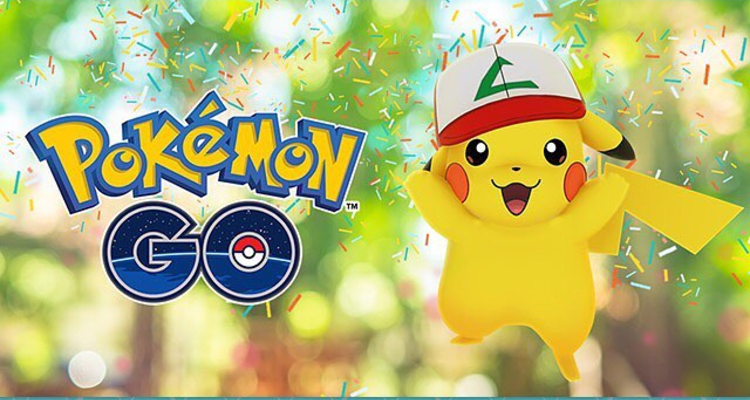 Pokémon CEO: 上线一周年,《Pokémon GO》只完成了10%的小目标