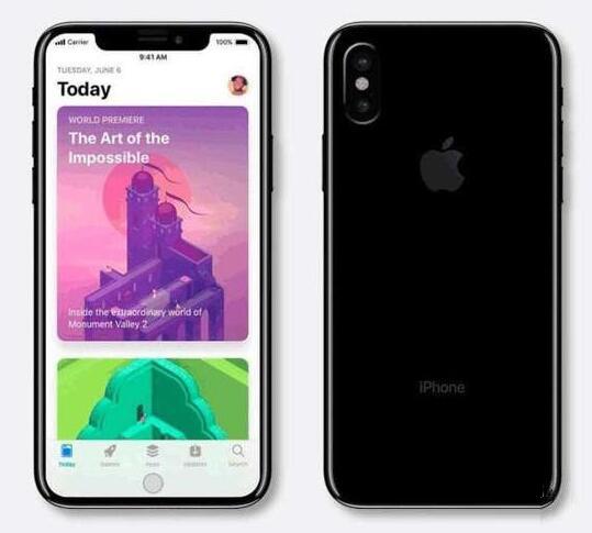 你想要的iPhone8发布提前预览  全在这里了