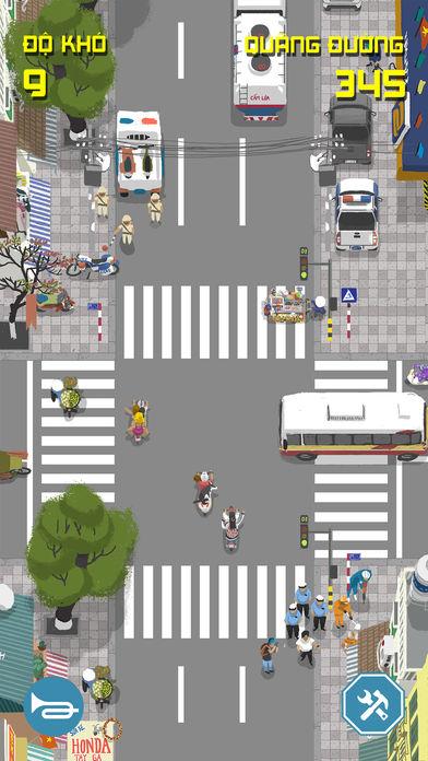 生死游戏!越南公司推出手游教玩家如何平安过马路