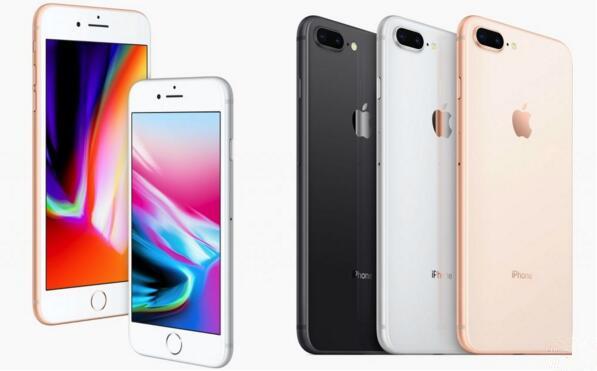 全方位的稳定升级 iPhone 8/8 Plus已来袭