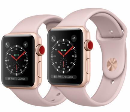 Apple Watch Series 3热辣上手:速度更快