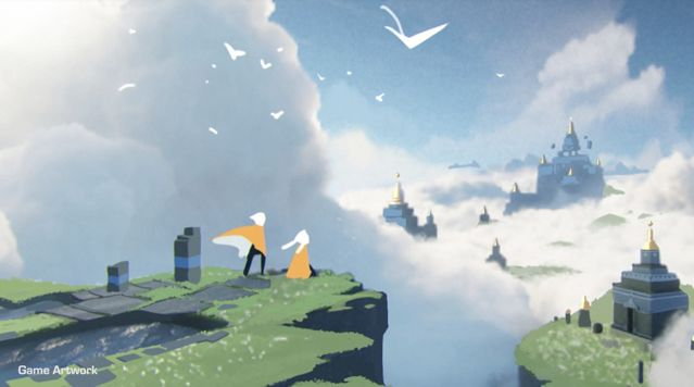 苹果独占!《风之旅人》开发商新作《天空》今冬登场
