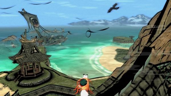4 K 画面!卡普空《大神:绝景版》将于12月12日发售