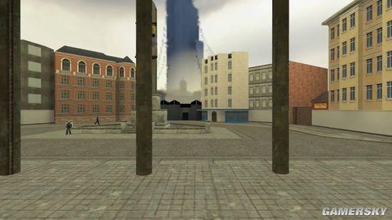 厉害了我的哥!玩家用《半条命》引擎重制《半条命2》 复古画质梦回1998年