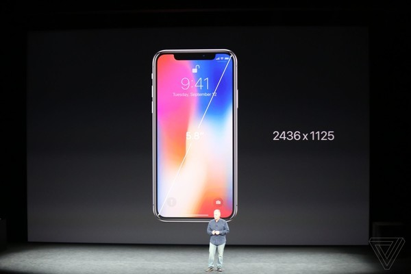 iPhone X最大看点只是全面屏  国产手机却创新不断