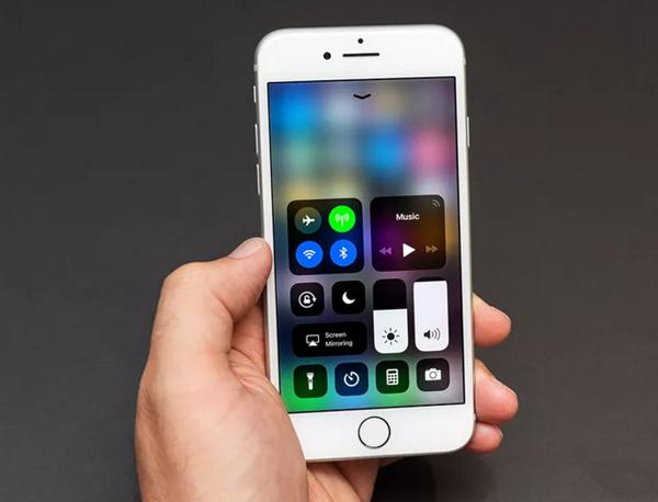 注意:iOS 11控制中心这些开关功能已变